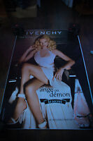 GIVENCHY UMA THURMAN 4x6 ft Bus Shelter Original Celebrity Fashion Poster