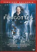 The Forgotten DVD Rent Nuovo Sigillato Julianne Moore