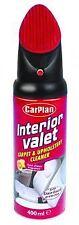 Car Plan Interior Valet Carpet and Upholstery Cleaner [IVC400] Dry Foam Brush Uk