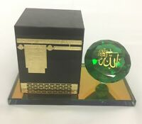 Islamic Table Decor AL Kaaba With name of Alah