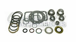 Ford Truck ZF S5-42 Rebuild Kit 1987-95 5 Speed Transmission With Synchros