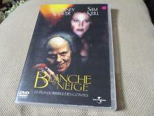 """RARE! DVD """"BLANCHE NEIGE"""" Sigourney WEAVER, Sam NEILL / horreur"""