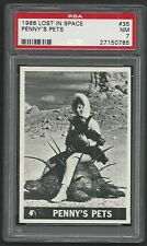 1966 Topps Lost In Space #35 PSA 7 NM