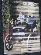 Poster Panhard Levassor 1898 Lips Autotron Automuseum Drunen Holland (JS)