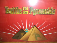 Battle of the Pyramids - Smartzone Games Abstract Strategy Board Game New!