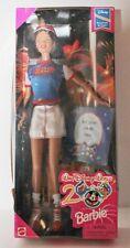 """WALT DISNEY WORLD 2000 BARBIE - BLACK - Mattel 23838 - 11.5"""" Tall"""