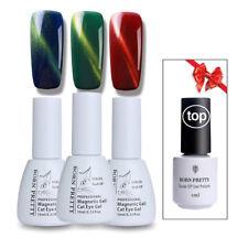 Buy 3 Get 1 Gift Magnetic Gel Nail Polish Uv Led Free Top Coat Gel Born Pretty