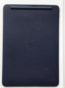 Genuine Apple iPad Pro 12.9 Leather SLEEVE Cover Midnight Blue