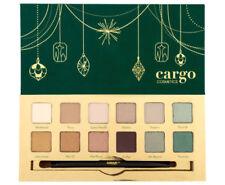 Cargo Cosmetics Emerald City Eye Shadow Palette 12 shades New in Sealed Box