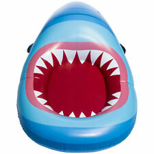 Shark pool float 52in x 31in