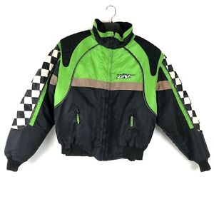 ARCTIC CAT Snowmobile Jacket Mens Large 2-In-1 Insulated