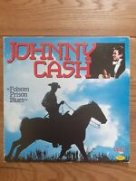 Johnny Cash  Folsom Prison Blues Vol2 SM 4049 Vinyl LP Compilation Italian Press
