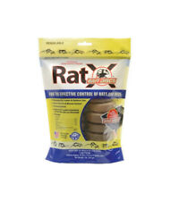 RatX  Small  Bait  Bait  Disc  45  For Mice/Rats 1 lb.