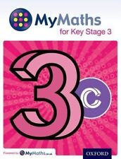 MyMaths: for Key Stage 3: Student Book 3C by Clare Plass 9780198304678