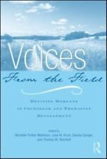 Voices from the Field: Defining Moments in Counselor and Therapist Development (