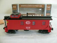 MTH O-Gauge 33-7802 NYC Woodsided Caboose pristine NIB old collection