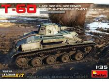 Miniart 1/35 T-60 Late Series Interior Kit  #35232  *Sealed*nEW release*
