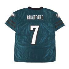 c619986a2d1 CARSON WENTZ PHILADELPHIA EAGLES INFANTS 18 MONTHS GREEN MID TIER JERSEY.  $33.99. 8 left. Sam Bradford NFL Philadelphia Eagles Teal Home Youth  Replica ...