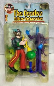 McFarlane THE BEATLES Yellow Submarine Action Figure Ringo with Apple Bonker