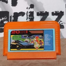 USED 20 in 1 Famicom Cart Only!!