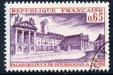 STAMP / TIMBRE FRANCE OBLITERE N°  1757 PALAIS DES DUCS DE BOURGOGNE DIJON