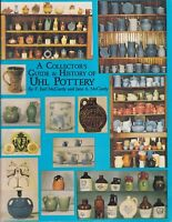1988 Collector's Guide History Uhl Art Pottery Company Evansville Indiana Marks