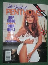 The Girls of Penthouse May 1997 Special Edition Deep inside a Wild Porn Star
