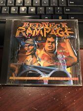 Redneck Rampage Shooing game PC Computer  Game 1997 Windows 95
