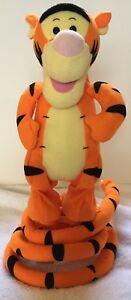 Turbo Tigger Electronic Toy- Fisher Price NOT WORKING Winnie The Pooh Project.