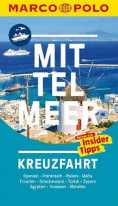 MARCO POLO Reiseführer Mittelmeer Kreuzfahrt (2019, Taschenbuch)