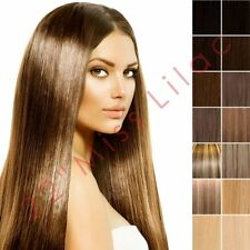 Women's Straight Human Weft Hair Extensions