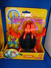 Fisher Price Imaginext Space Ion Crab New