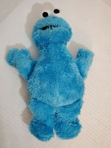 Cookie Monstor Sesame Street Small Plush Stuffed Toy Hasbro 2013 Muppets