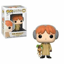 Funko - Pop Harry Potter: S5- Ron Weasley (Herbology) #56