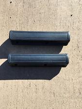 MOPAR NAVY BLUE (320) B C Body Chrysler Dodge Plymouth 13 Inch  Arm Rest Pads