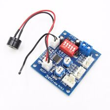 PC CPU 4 Wire Fan Temperature Control PWM Speed Control Module W/ Alarm 12V