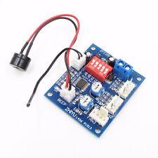 PC CPU 4 Wire Fan Temperature Control PWM Speed Control Module W/ Alarm 12V