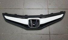 HONDA JAZZ GE FIT MODULO STYLE FRONT GRILL GRILLE (WHITE) 08-11