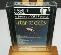 Star Rockets Vol 1 8 Track New Old Stock Factory Sealed