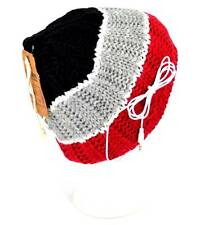 Winter Urban Pipeline Men Women Beanie Hat Gray Red Black Headphones NEW 2306