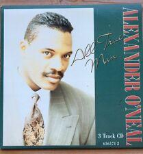 Alexander O'Neal – All True Man CD