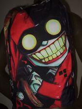 New DC Comics Harley Quinn Chris Uminga Batman Villain Backpack Book Laptop Bag