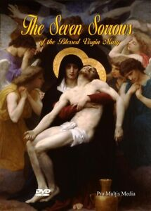 DVD The Seven Sorrows of the Blessed Virgin Mary Devotion