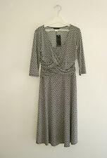 BNWT Liz Jordan 3/4 sleeve dress size 10 (S)