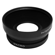 72mm Wide Angle & Macro Conversion Lens for Nikon Canon Sony Camera 0.45x 72