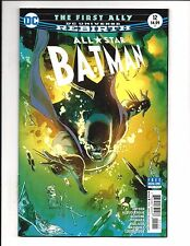 ALL STAR BATMAN # 12 (DC Universe Rebirth, SEP 2017), NEW NM (Bagged & Boarded)