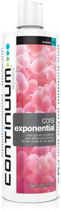Continuum Coral Exponential 250ml - Continuum Invert Food