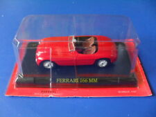 voiture miniature métal collection 1/43, ixo altaya, ferrari 166 mm