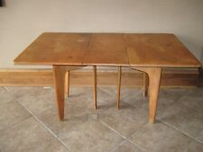 Heywood Wakefield M166 Drop Leaf Dining Table