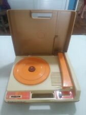 Fisher Price Vintage 1978 #825 Portable Record Player Phonograph WORKS